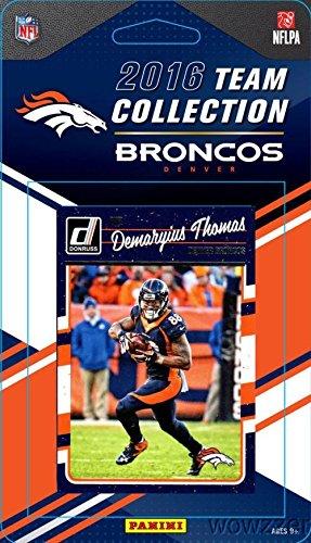 Broncos Donruss Football Complete Demarcus