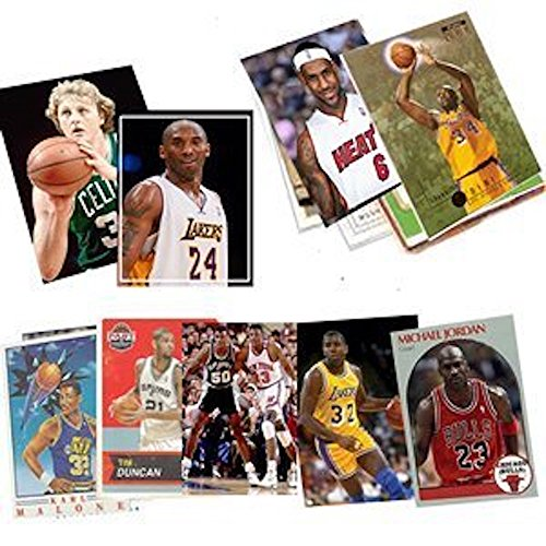 Basketball Superstar Collection Protective Guaranteed