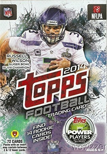 Topps Football Trading Including Rookie