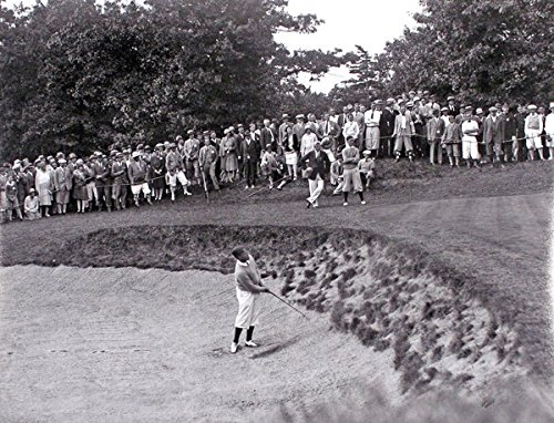 Bobby Jones Sand Trap Photograph