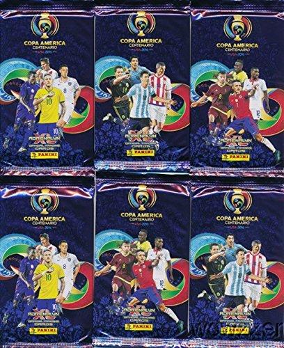Adrenalyn America Centenario Collection Superstars