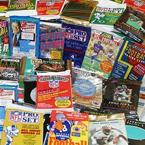 Unopened Football Collection Factory Singletary