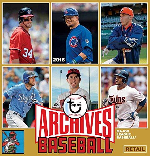 Topps Archives Baseball Blaster Inserts