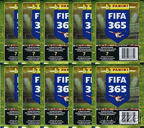 Panini Stickers Factory Including Ronaldo