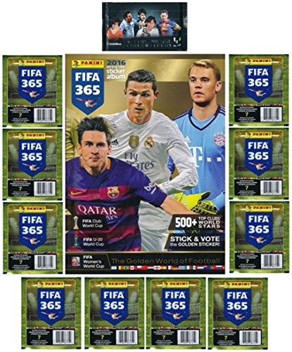 Panini Stickers Special Collectors Package