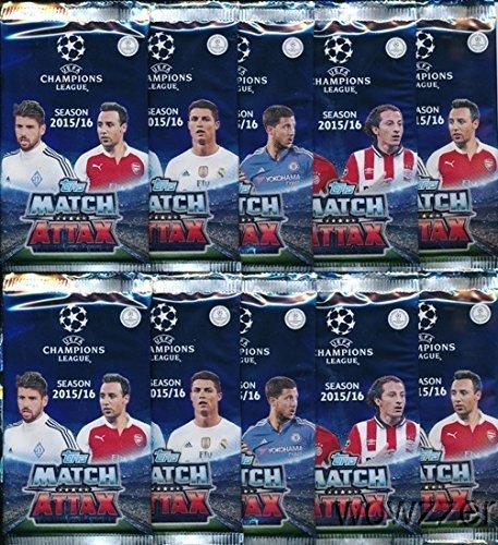 Topps Champions Factory Including Ronaldo