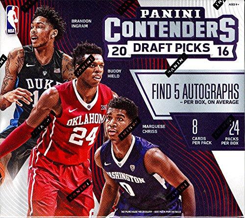 Panini Contenders Draft Picks Basketball