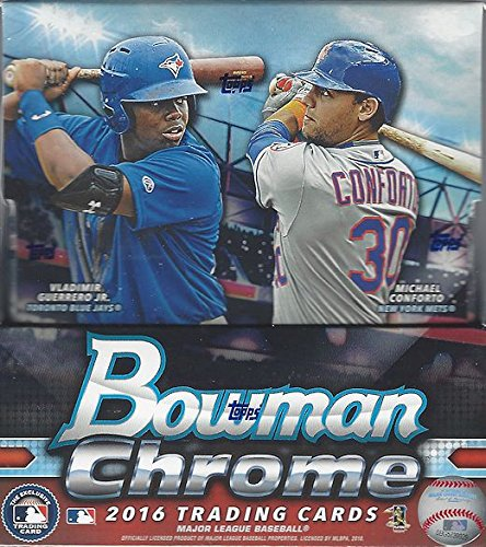 Bowman Chrome Baseball Factory Sealed
