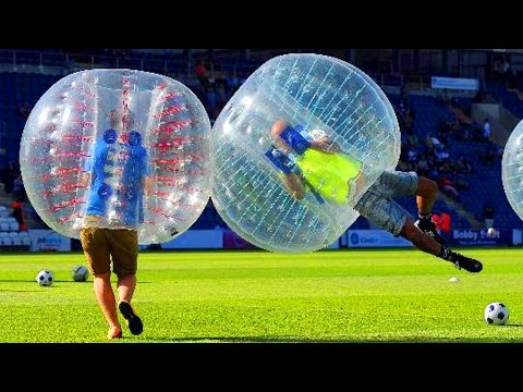 10 Most Unusual Extreme Sports