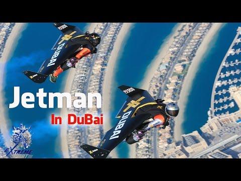 Amazing Jetman in Dubai ✔ Jetman Dubai – Young Feathers  ✔ Extreme Sports