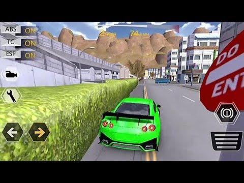 Jogos de Carros Para Crianças – Extreme Sports Car Driving 3D