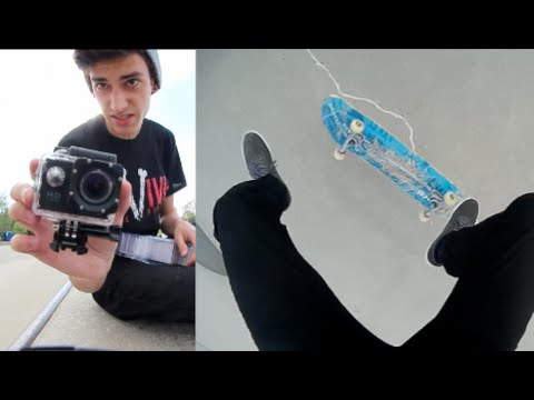 Extreme Sports Camera You Can Afford?!