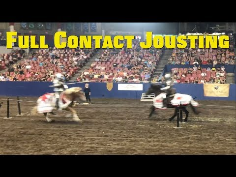 Is Full Contact Jousting the Next Extreme Sport? With Shane Adams from the Knights of Valour