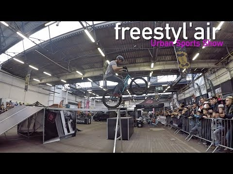 EXTREME SPORTS SHOWS • FREESTYL' AIR 2018