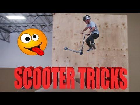 INSANE KID FLIPS SCOOTER! (EXTREME SPORTS)