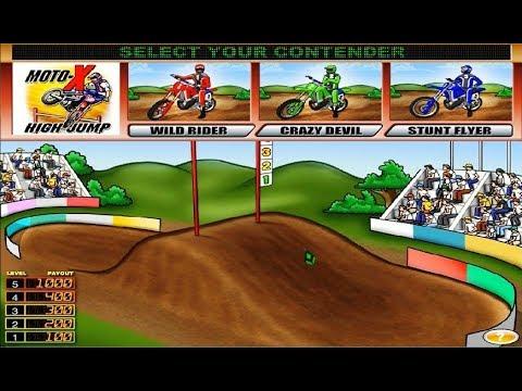 EXTREME GAMES, la machine à sous des sports extrème. Xgames Slot !
