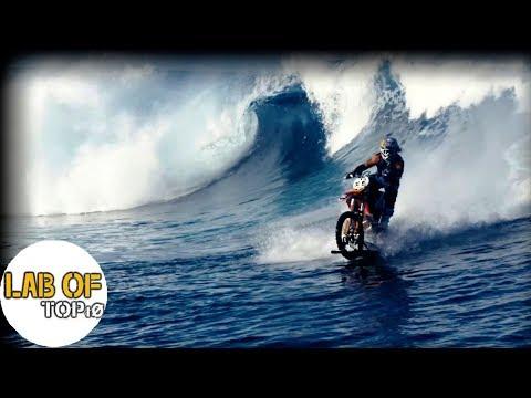 Top 10 Πιο Extreme Sports  (Τοπ 10)