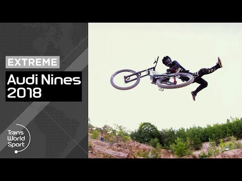 Extreme Mountain Biking | Audi Nines 2018 | Trans World Sport