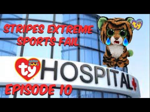 BEANIE HOSPITAL EPISODE 10 – STRIPES EXTREME SPORTS FAIL