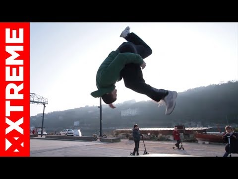 Parkour & Free Running Extreme Sports – XTreme Moments Ep 13