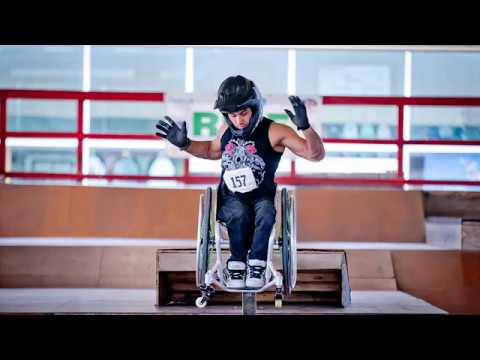 Aaron Fotheringham – – 2018 W.A.S. Legend (Extreme Sports)