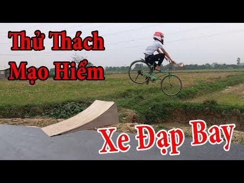 PHD | Vượt Mương Phong Cách Thể Thao Mạo Hiểm | Extreme Sports