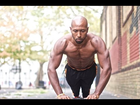 ATHLETE D-REAL – Extreme Sports / Street Workout