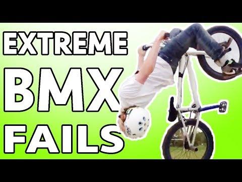 BEST EXTREME SPORTS BIKE FAILS Compilation April 2018 | EPIC BMX Cycling Crashes & Failures