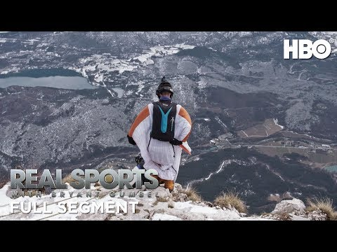 Extreme Cameramen (Full Segment) | Real Sports w/ Bryant Gumbel | HBO