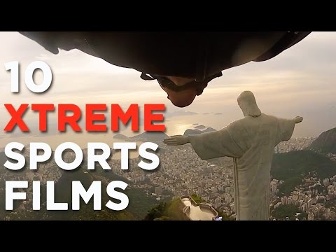 10 XTREME SPORTS FILMS TO WATCH IN 2016