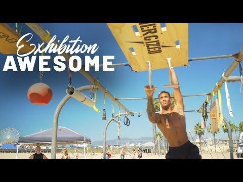 Amazing Solo Athletes | Exhibition Awesome