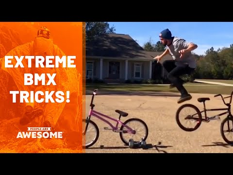 Extreme BMX Tricks | People Are Awesome