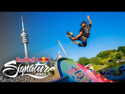 Red Bull Roller Coaster 2019 Highlights | Red Bull Signature Series