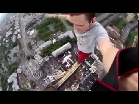 Crazy People Extreme Sports Action Compilation – Most Dangerous Places in the World