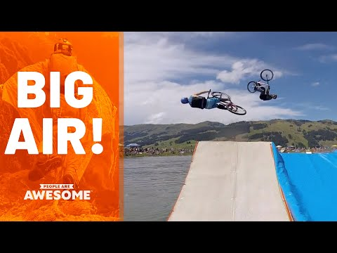 Big Air Extreme Sports | People Are Awesome