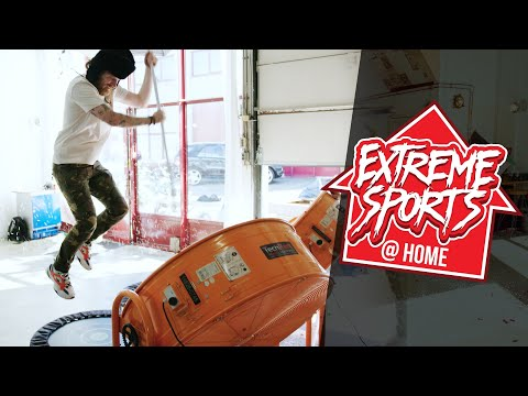 EXTREME SPORTS @ HOME: KAMPEREN