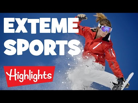 Extreme Sports | 2020 | Compilation | videos for kids | Highlights Kids