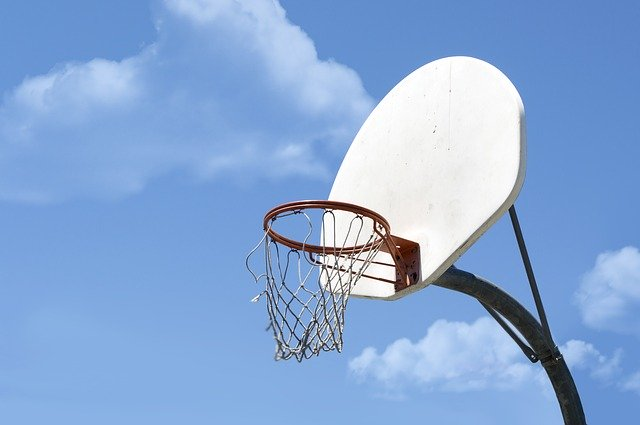 Playing Basketball Is Fun And A Great Workout