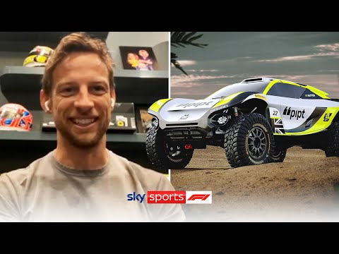 Jenson Button joins Extreme E as driver and team owner for 2021 season!
