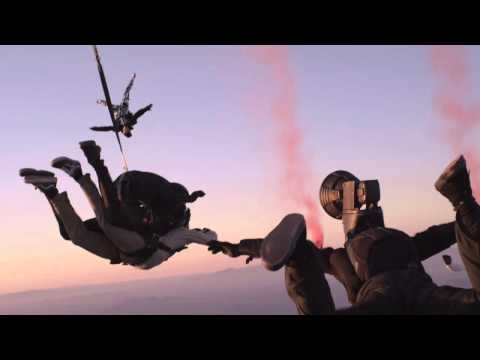 Nick Jojola's Extreme Sports Skydiving Documentary