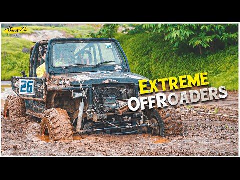 Adventure Sports near Mumbai   Extreme Off-Road Jeep   Maharashtra