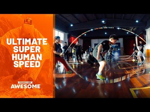 Superhuman Speed & Fastest Feet | Ultimate Compilation
