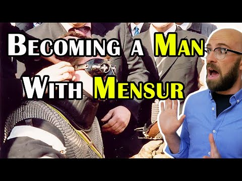 The Curious Case of the Extreme Sport Mensur