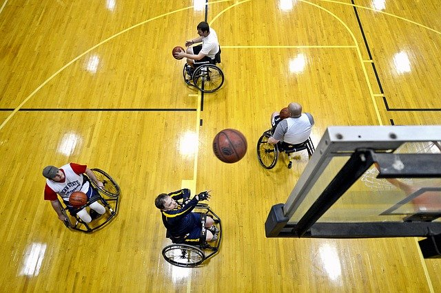 Dribbling In Circles? Use These Tips To Improve Your Basketball Skills!