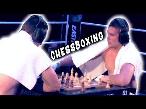 The Deadly World Of Chess Boxing | Extreme Sports Nobody Talks About