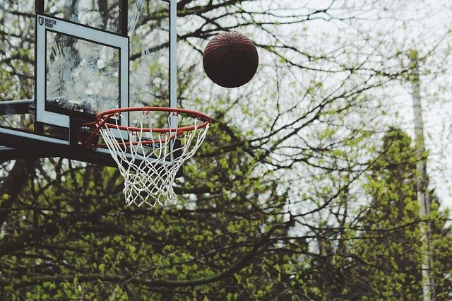 Use These Tips To Become A Better Basketball Player